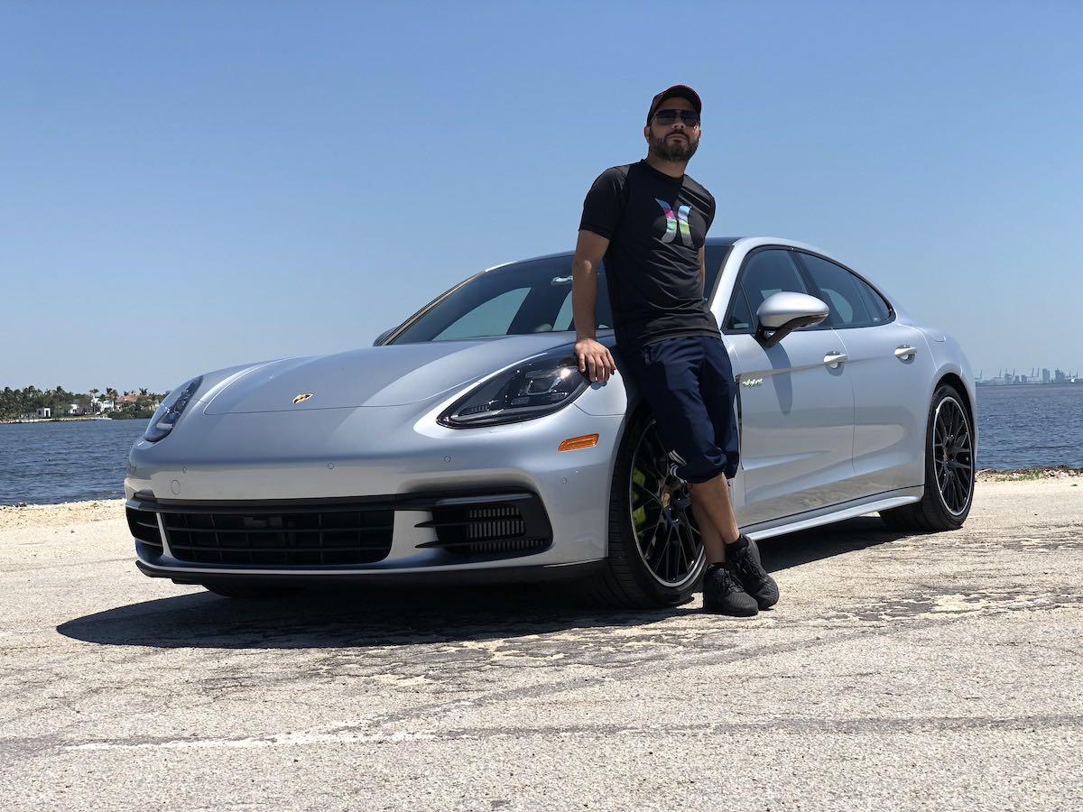 Porsche Lifestyle Miami