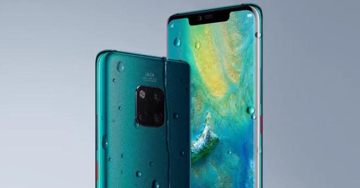 Huawei Mate 20 Pro y Huawei Mate 20