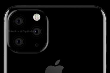 iPhone 2019 - iPhone 11 triple cámara