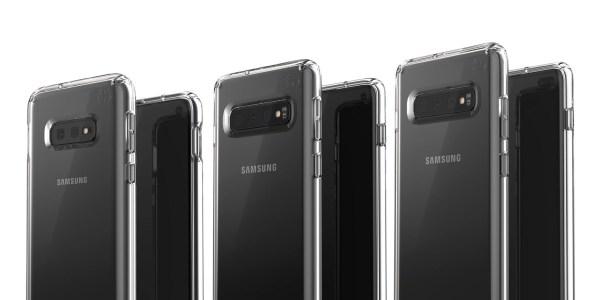 Galaxy S10 y Galaxy S10 Lite y Galaxy S10+