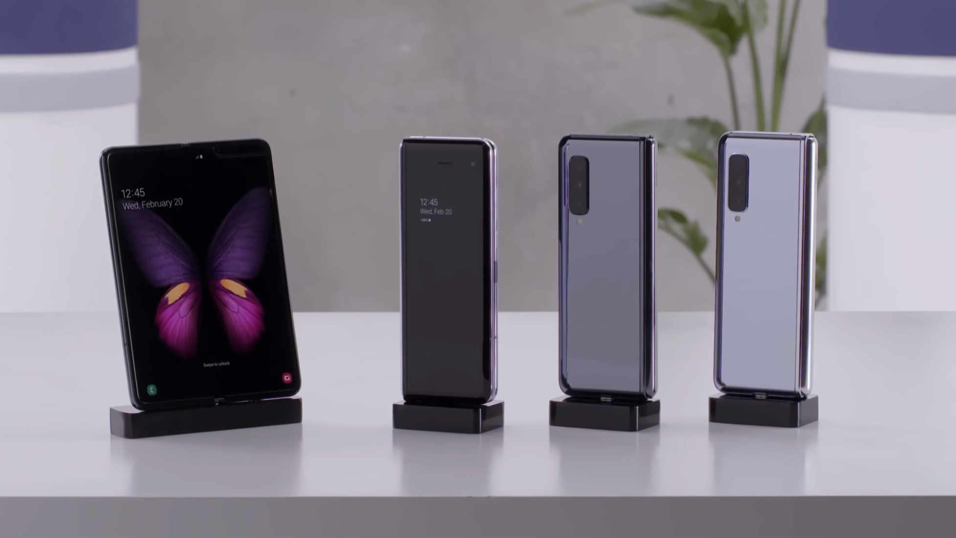 Samsung cancela ordenes del Galaxy Fold