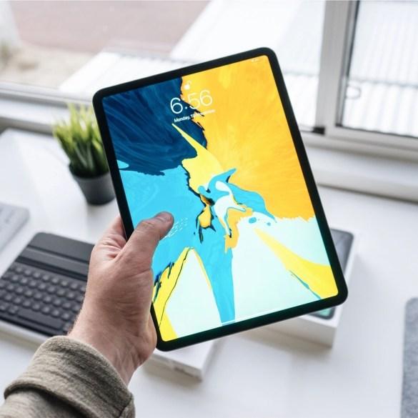 Rumor iPad plegable
