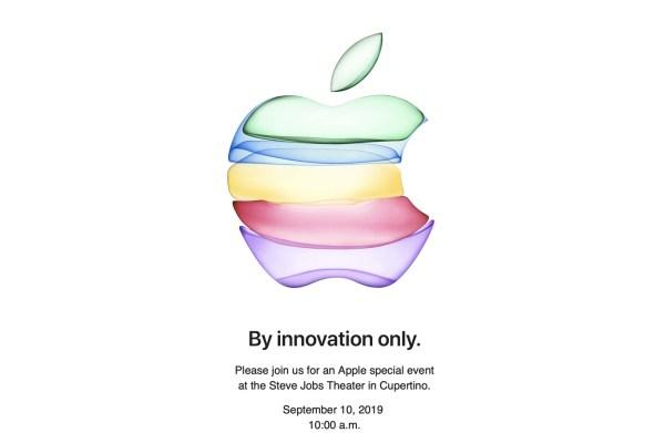 apple keynote septiembre 2019