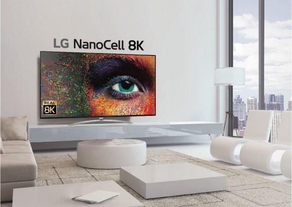 LG NanoCell CES 2020