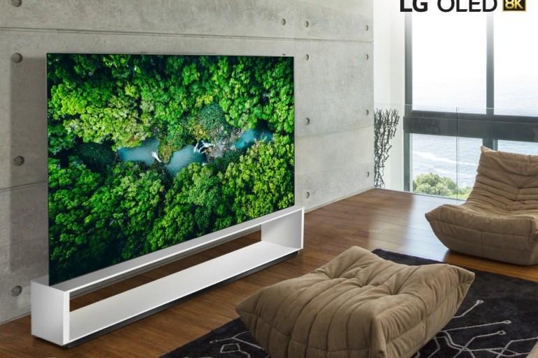 LG OLED CES 2020