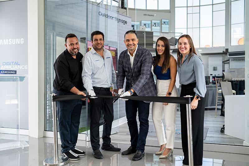 Centro de Experiencia y Negocios Samsung Puerto Rico