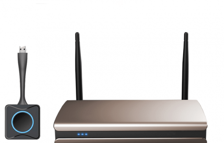 AWiND A-200+ Smart Conference Wireless Presentation System