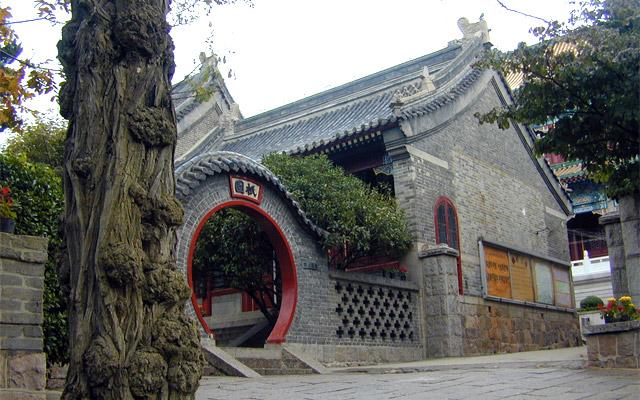 Qingdao Temple Town