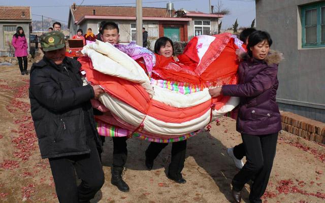 China Village Wedding Huangdao