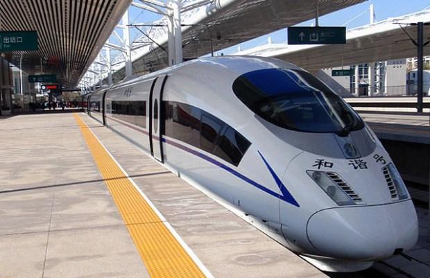 Impressions of Qingdao Whitney Train