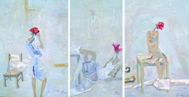 Qingdao Artist Zhu Lei