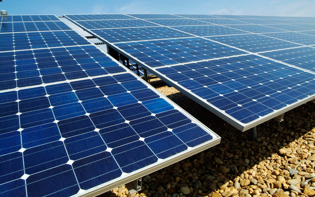 Made In Qingdao Solar Panels
