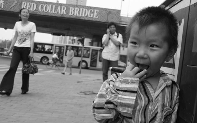 Photo Exhibition He Yun Lan Jan Dawn Qingdao