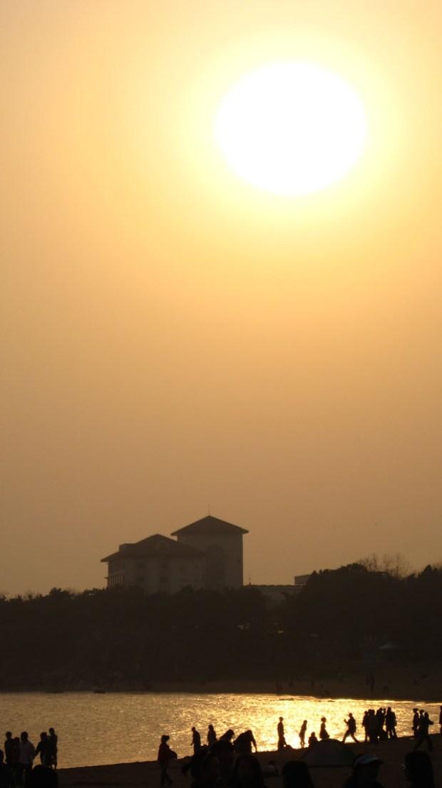 Qingdao Photos Joe W Sunset