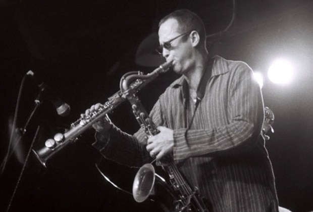 Interview Peter Scherr Michael Blake Sax