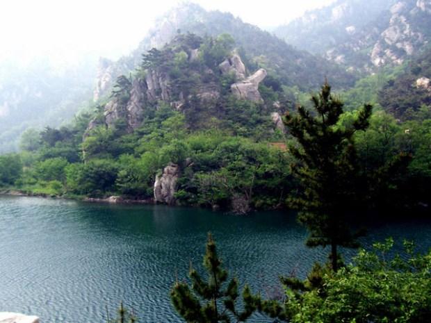 Qingdao Photos Laoshan Lake