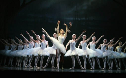 Swan Lake Qingdao Russian Ballet