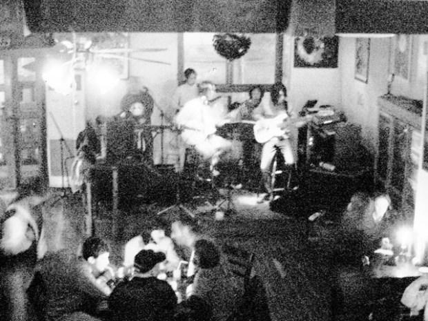 Qingdao Jazz Bar Band Nezha Music