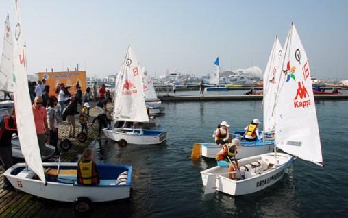 Sinan Sailing Qingdao