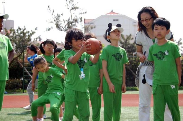 NSWE Qingdao International School Sports Day