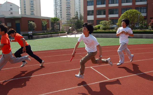 NSWE Sports Day Qingdao