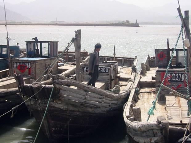 Qingdao Photos Clay Army V Boats 2600 Yangkou