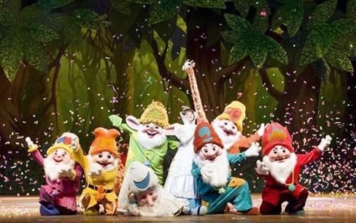 Snow White Qingdao Grand Theatre