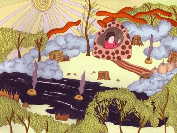 Qingdao Artist Lin Mei SW171