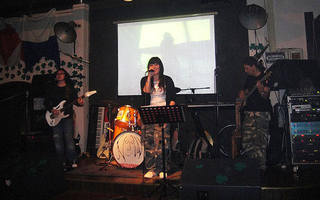 Lennon Bar Joseph Band Jam