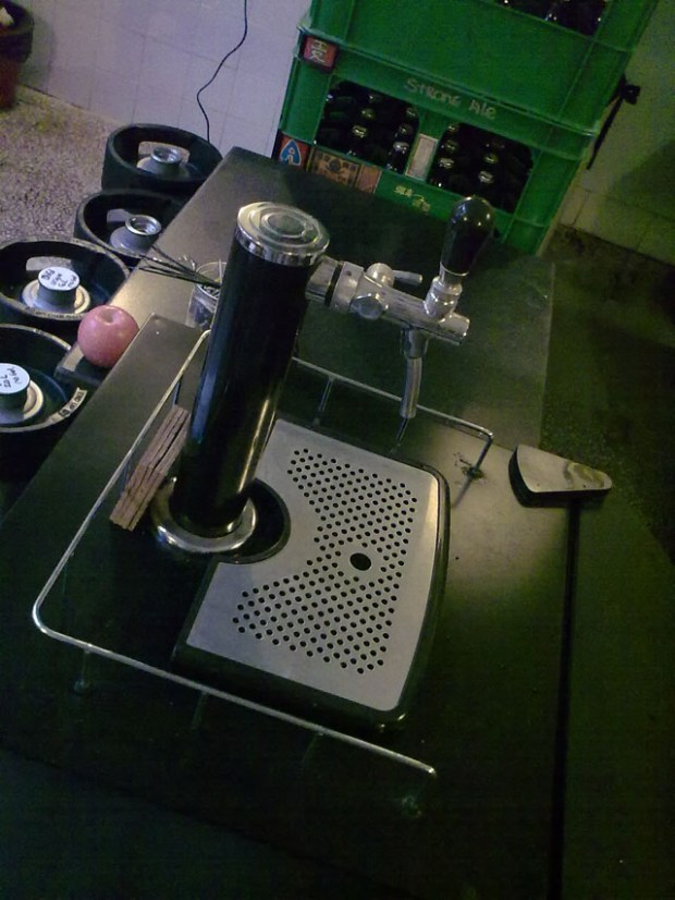 Qingdao Craft Beer Strong Ale Works Tap