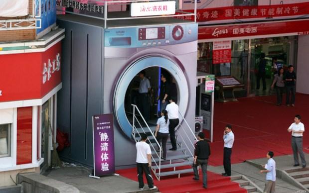 Haier Qingdao China Washing Machine