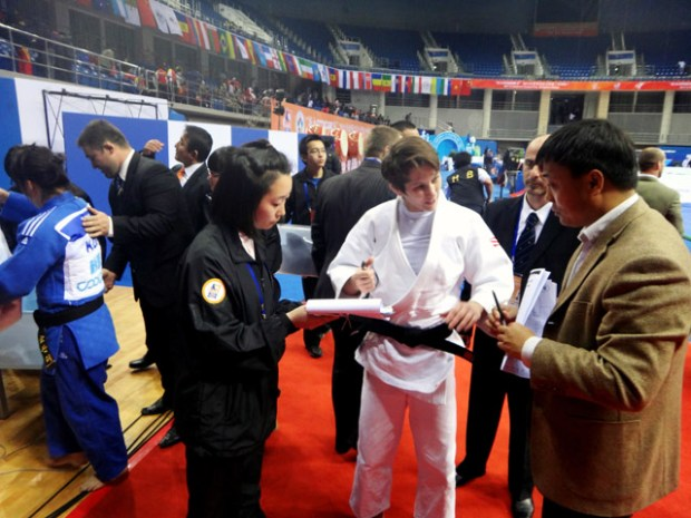 Qingdao China World Grand Prix Judo 2011