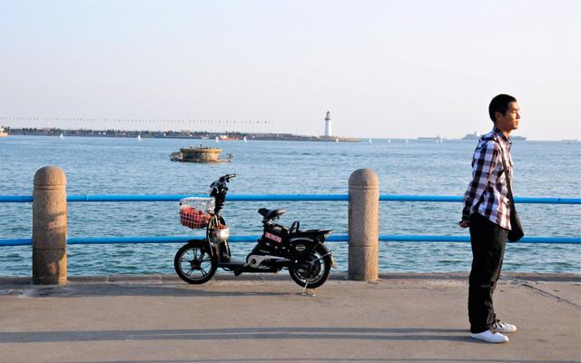 Qingdao Photos Fanny Texier China