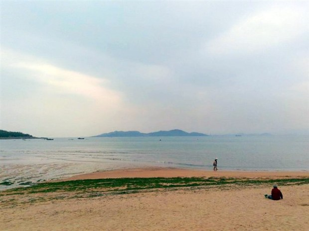 Qingdao Photos Eyes on QD Beach