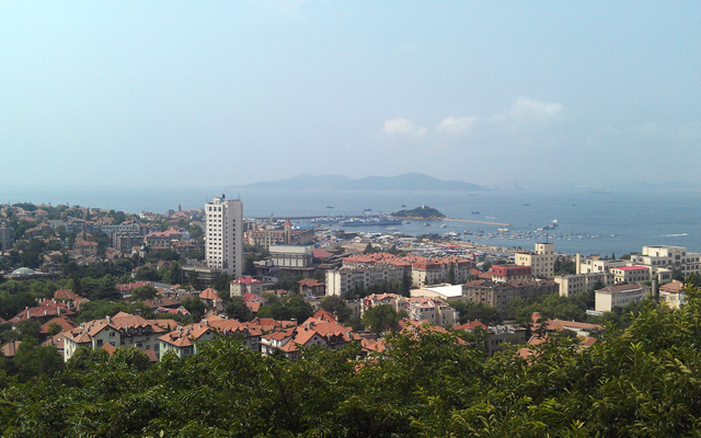 Signal Hill Qingdao
