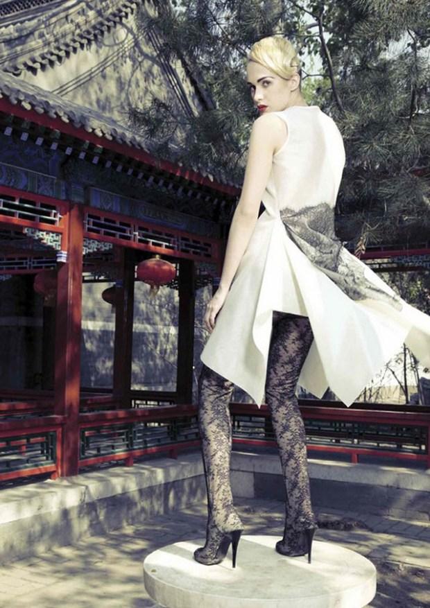 Made in Qingdao: Huishan Zhang Fashion Designer Chinese Cheongsam