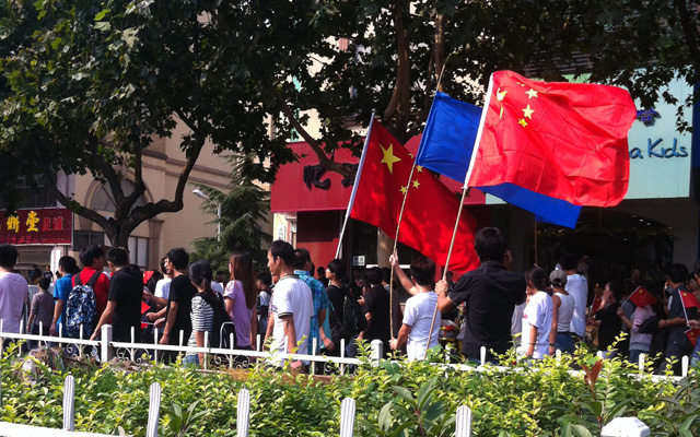 Qingdao Photos Nationalist Day