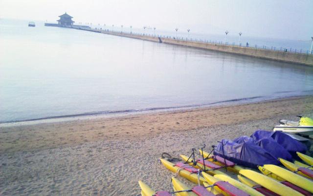 Zhan Qiao Qingdao Pier