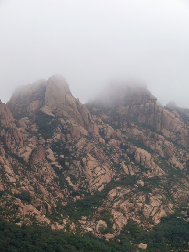 Qingdao Cloud Line DaZhuShan Gar Kerbel Mountains Qingdao
