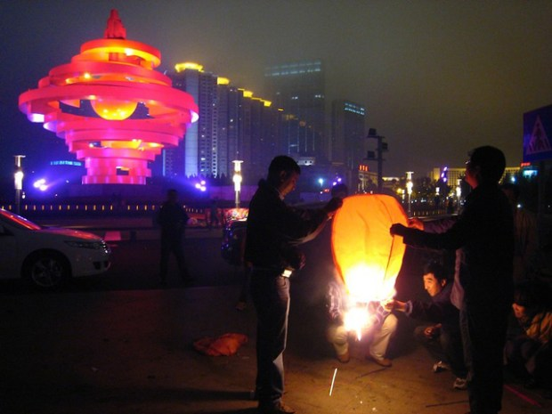 Qingdao Photos Julien De Groot Night May 4 Lamp Fly
