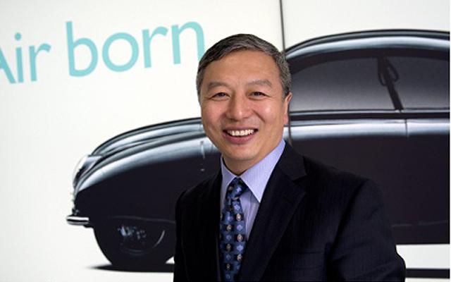 NEVS CEO Johan Kai Jiang Dalong