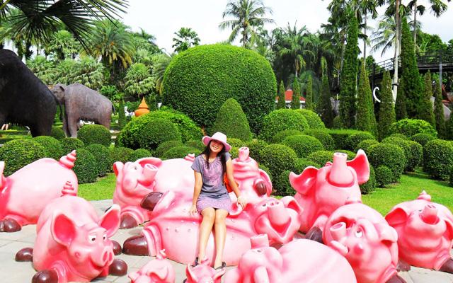 Pattaya Qingdao Sister City Sister