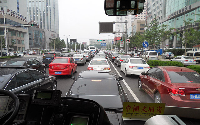 Qingdao Traffic