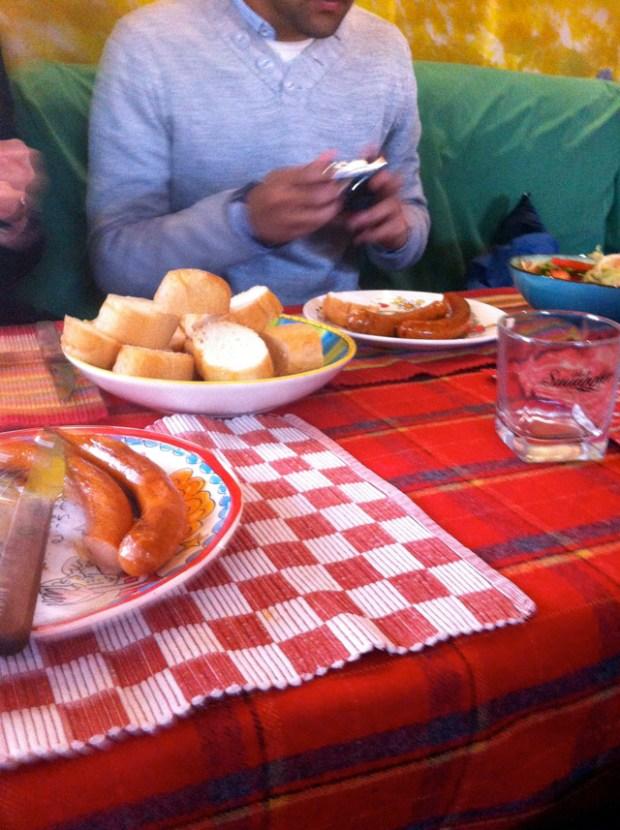 Impressions of Qingdao Rachel German food