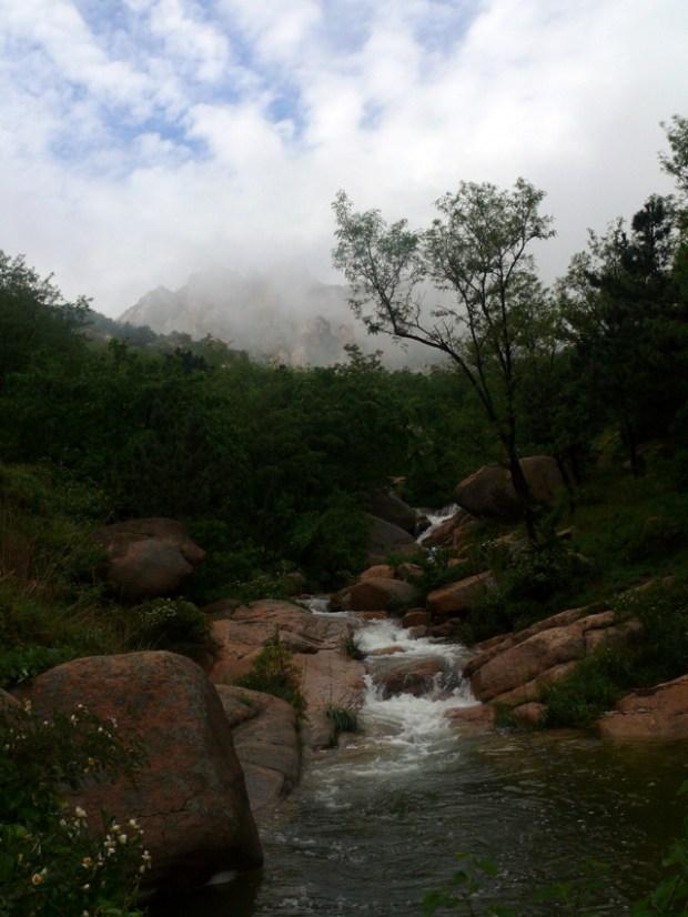 Qingdao Water Season Flow