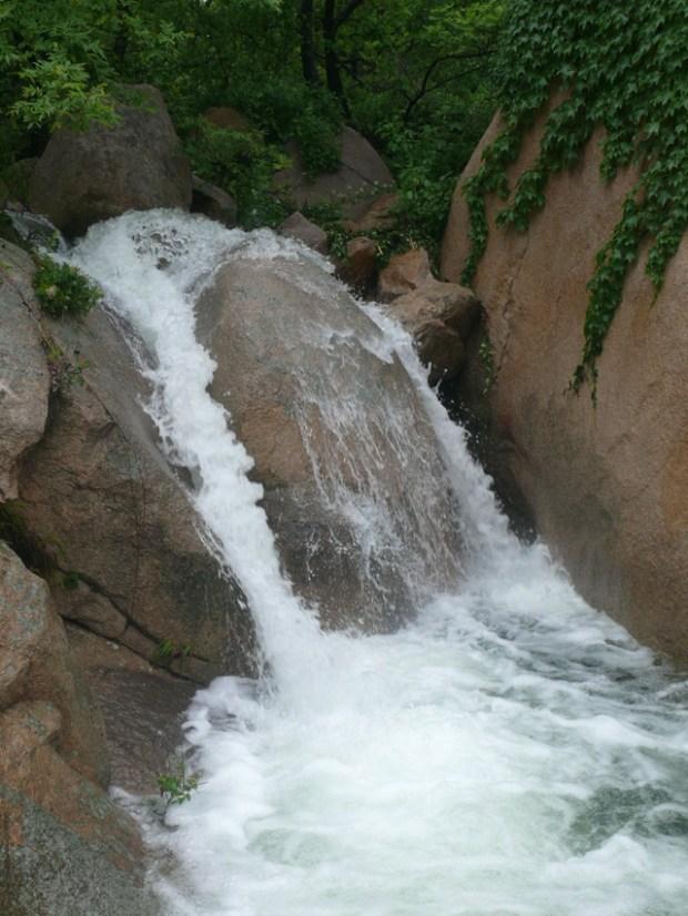 Qingdao Water Season White Water
