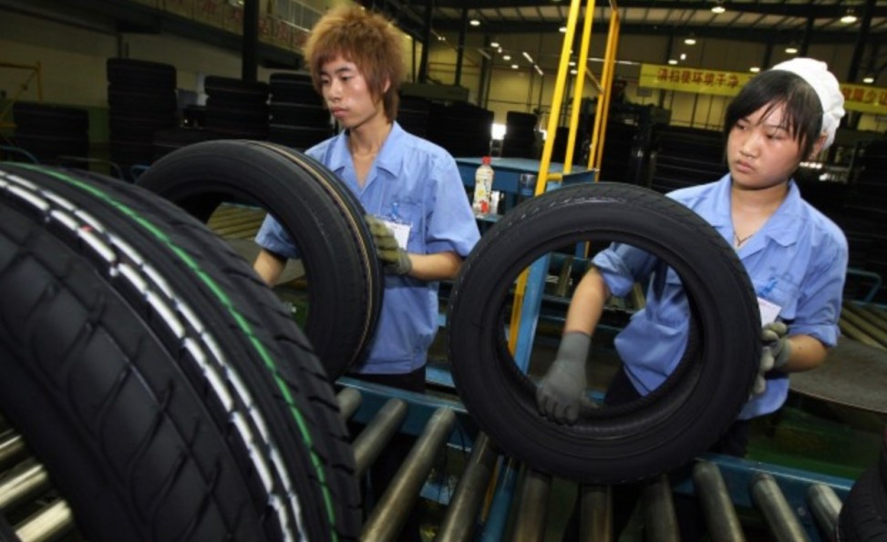 Qingdao Doublestar Tyres Recycled