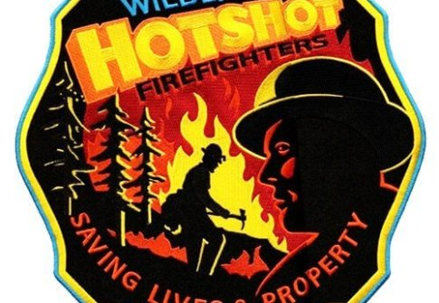 Custom Firefighter Morale Patches