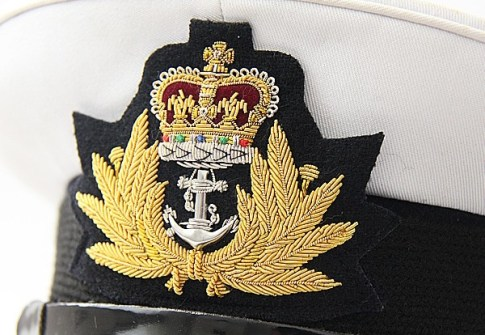 Wire bullion crests handmade army bullion patch