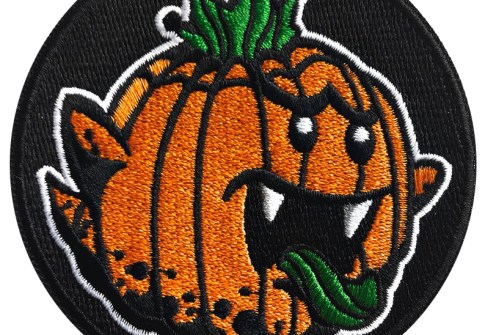 Wholesale sticker patches embroidery patches for clothing